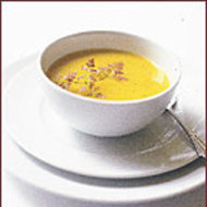 Food & Wine: Silky Squash and Celery Root Soup