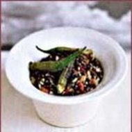 Food & Wine: African-Spiced Black Barley with Okra and Tomatoes