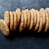 Food & Wine: Almond Shortbread Cookies