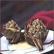 Food & Wine: Baked Artichokes with Fennel