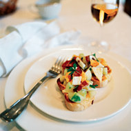 Food & Wine: Bacon, Egg and Cucumber Salad