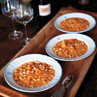 Food & Wine: Bean Soup with Winter Squash