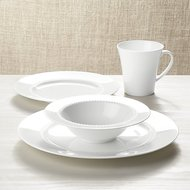 Food & Wine: The Best Timeless White Dinnerware, for Every Single Style