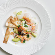 Food & Wine: Red Snapper & Shrimp Ceviche