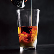 Food & Wine: Bourbon Chai Milk Punch