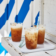 Food & Wine: Cardamom Rosewater Iced Tea