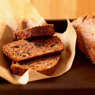 Food & Wine: Carrot-Walnut Bread