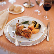 Food & Wine: Casserole-Roasted Rabbit with Herbs