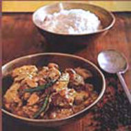Food & Wine: Black Pepper Chicken Curry