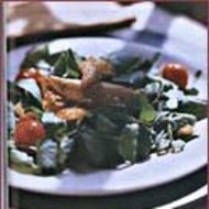 Food & Wine: Chicken, Bacon and Tomato Salad