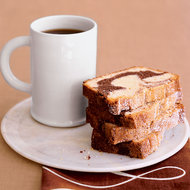 Food & Wine: Chocolate Marble Pound Cake