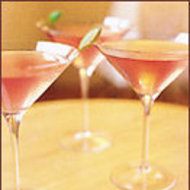 Food & Wine: Pineapple Cosmopolitans