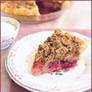 Food & Wine: Pear-Cranberry Pie with Crumb Topping