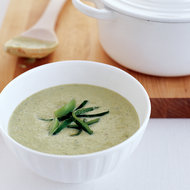 Food & Wine: Creamy Green Chile Soup