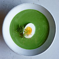 Food & Wine: Spinach Soup Recipes