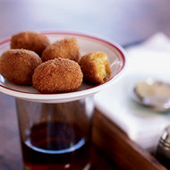 Food & Wine: Crispy Chicken and Vegetable Croquettes