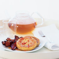 Food & Wine: Crumpets with Bacon