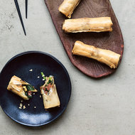 Food & Wine: Egg Rolls