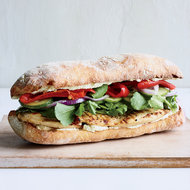 Food & Wine: Chicken Sandwiches