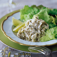 Food & Wine: Fresh Crab Salad with Lime Zest