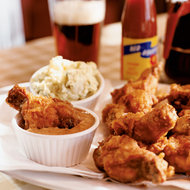 Food & Wine: Fried Chicken Littles with All-American Potato Salad