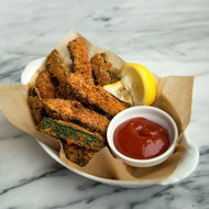 Food & Wine: Fried Zucchini