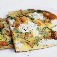 Food & Wine: Frittata with Fresh Herbs