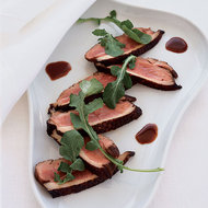 Food & Wine: Chilled Duck with Zinfandel Sauce