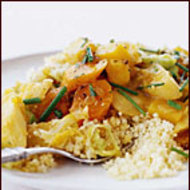 Food & Wine: Buttery Root Vegetable Ragout