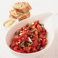 Food & Wine: Bacon and Tomato Salad