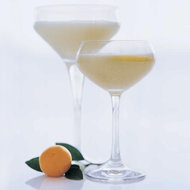 Food & Wine: Lemon Sorbet Martini
