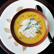Food & Wine: Thanksgiving Vegetarian Soups