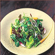 Food & Wine: Spring Salad with Baby Carrots