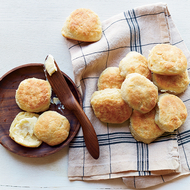 Food & Wine: Easter Biscuits & Rolls