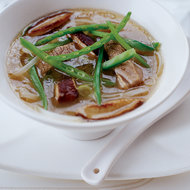 Food & Wine: Hot and Sour Noodle Soup with Pork