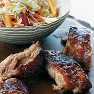 Food & Wine: Ribs Menu