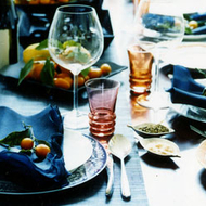 Food & Wine: Stylish Holiday Table