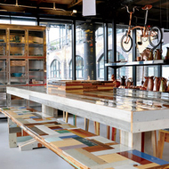 Food & Wine: Europe's Top Design Shops