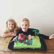 Food & Wine: The Coolest Celebrity Kid Birthday Cakes