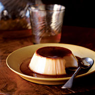 Food & Wine: Lemon-and-Cinnamon-Scented Flan