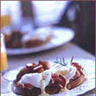Food & Wine: Lobster Eggs Benedict