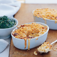 Food & Wine: Macaroni and Three Cheeses