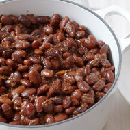 Food & Wine: Maple-Cider Baked Beans
