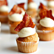 Food & Wine: Savory Cupcakes