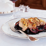 Food & Wine: Moroccan Couscous-Stuffed Chicken Breasts