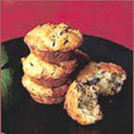 Food & Wine: Wild Rice Muffins