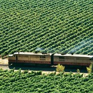 Food & Wine: Train Travel U.S.A.: The Best Train Trips to Take Across America