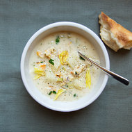 Food & Wine: Clam Chowder
