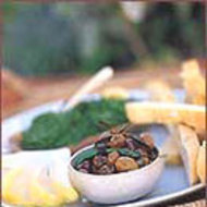 Food & Wine: Spicy Green Olives