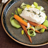 Food & Wine: Halibut